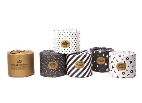 Premium 100% Bamboo Toilet paper